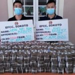 EFCC Arrested Two Chinese for Offering N100m Bribe to EFCC Top Officer