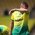 Norwich City FC Relegated from the English Premier League