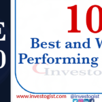 NSE 10 Best and Worst performing stocks in 2020