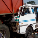 3,066 road traffic crashes recorded in Nigeria in 3 months - NBS