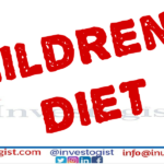 DIET: Childhood diet has lifelong impacts