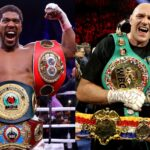 Anthony Joshua and Tyson Fury 2-Fight Deal Signed