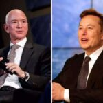 Bezos Takes over as Musk Loses US$27bn in One Week