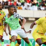 Nigeria Qualifies for AFCON 2022, Ends the Squirrels' 8-Year Unbeaten Home Record