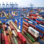 Nigeria's top five export and import partners