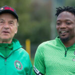 Gernot Rohr Prunes Eagles' List to 24 for Cameroon Friendly