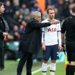 'I Prayed and Cried' for Eriksen - Mourinho