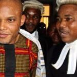 Nnamdi Kanu meets his lawyer, was 'abducted in Kenya'