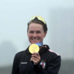 Flora Duffy wins Gold for Bermuda; 63,000 Population, 2 Athletes in Tokyo...