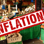 Inflation rate falls for 3 consecutive month