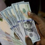 Naira falls against the US dollar at the parallel market